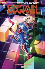Marvel Action: Captain Marvel (2021) Vol 3 #5 Cover A