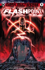 Tales from the Dark Multiverse: Flashpoint #1 Cover A