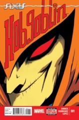 Comic Collection: AXIS Hobgoblin #1 - #3