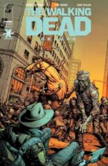 Walking Dead Deluxe #2 Cover A