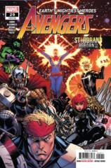 Avengers Vol 8 #29 Cover A