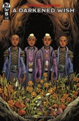 Dungeons & Dragons: A Darkened Wish #5 (of 5) Cover A