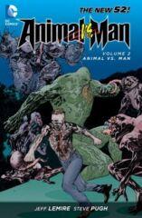Animal Man Vol 2 - Animal vs Man (New 52) TP