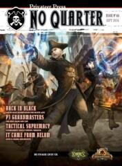 No Quarter Magazine Issue #68