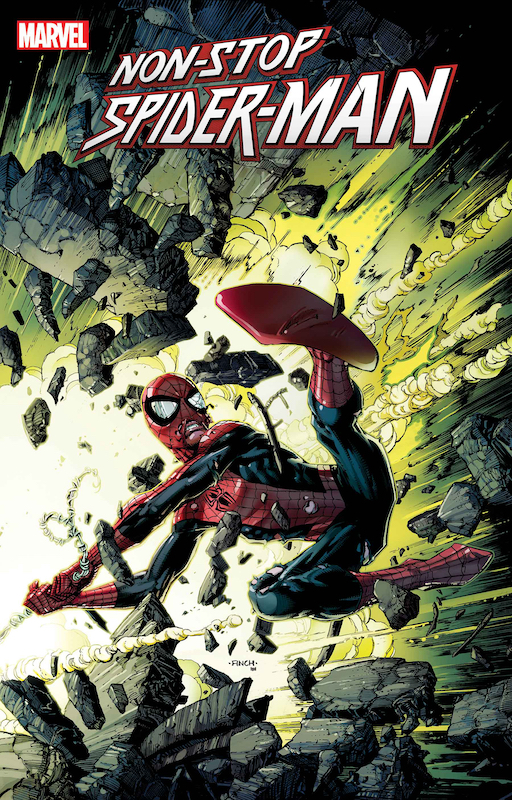 Non-Stop Spider-Man #2 Cover A