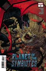 King in Black: Planet of the Symbiotes #2 (of 3) Cover A