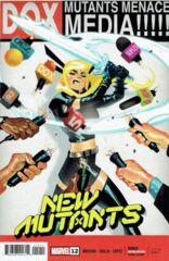New Mutants Vol 4 #12 Cover A