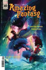 Amazing Fantasy Vol 3 #2 (of 5) Cover A