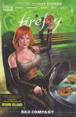 Firefly: Bad Company #1 Cover A