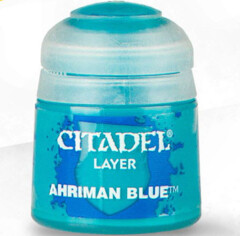 Layer: Ahriman Blue (12Ml)