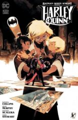 Batman White Knight Presents: Harley Quinn #1 (of 6) Cover B Scalera Variant