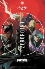 Batman / Fortnite - Zero Point HC