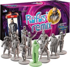 Bill & Ted's Riff in Time Expansion - Rufus' Remix