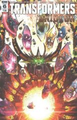 Transformers: Unicron #6 (of 6) Cover A