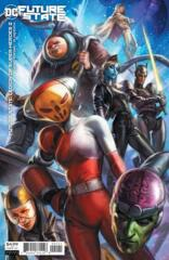 Future State: Legion of Super-Heroes #2 (of 2) Cover B MacDonald Variant