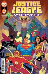 Justice League: Infinity #1 (of 7) Cover A