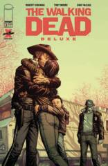 Walking Dead Deluxe #3 Cover A