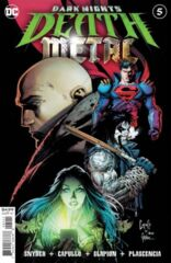 Dark Nights: Death Metal #5 (of 7) Cover A