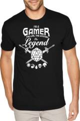 I'm a Gamer T-Shirt - XL