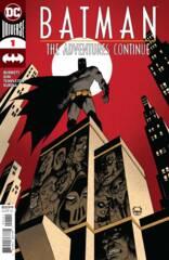 Comic Collection: Batman: The Adventures Continue #1 - #8