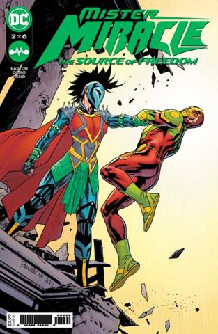 Mister Miracle: The Source of Freedom #2 (of 6) Cover A