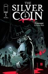 Silver Coin #5 Cover A