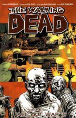 Walking Dead Vol 20 - All Out War Part 1 TP
