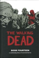Walking Dead Book 14 HC