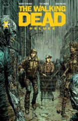 Walking Dead Deluxe #4 Cover A