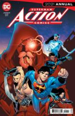 Action Comics 2021 Annual #1 Cover A