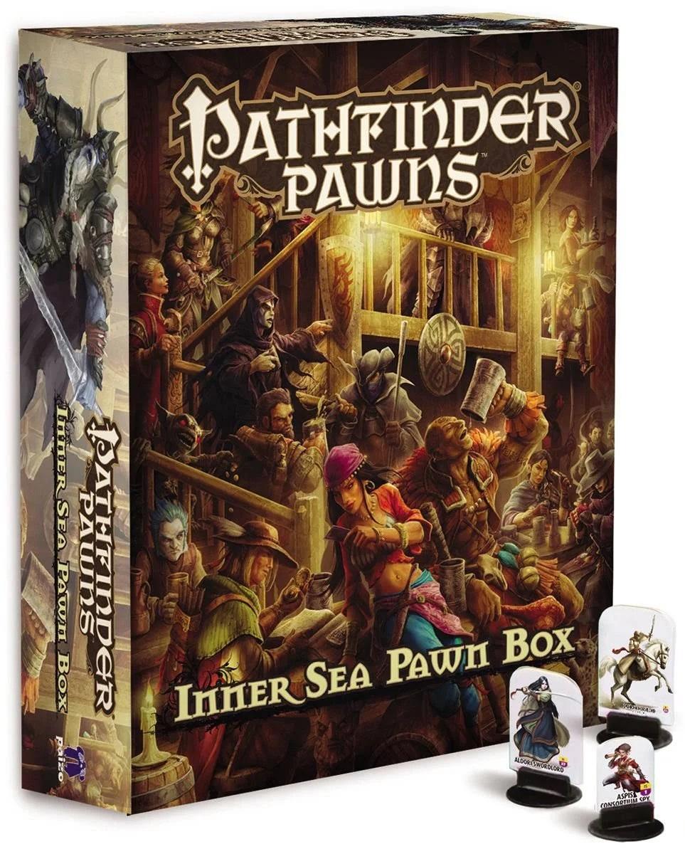 Pathfinder Pawns: Inner Sea Pawn Box