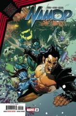 King in Black: Namor #2 (of 5) Cover A