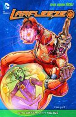 Larfleeze Vol 01 - Revolt of the Orange Lanterns TP