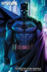 Future State: The Next Batman #3 (of 4) Cover B Artgerm Lau Variant
