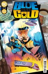 Blue & Gold #2 (of 8) Cover A
