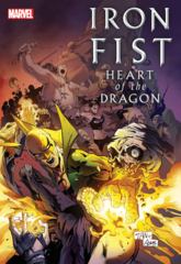 Iron Fist: Heart of the Dragon #2 (of 6) Cover A