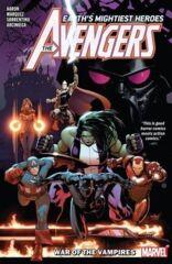 Avengers Vol 03 - War of the Vampire TP