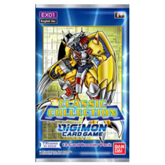 Digimon Card Game: Classic Collection Booster Pack