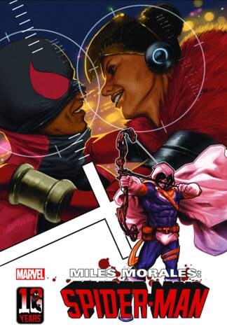 Miles Morales: Spider-Man #31 Cover A