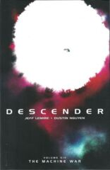 Descender Vol 6 - War Machine TP