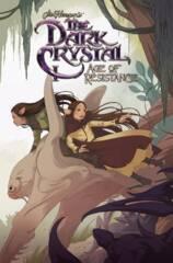 Comic Collection: Jim Henson Dark Crystal Age Resistance #1 - #12