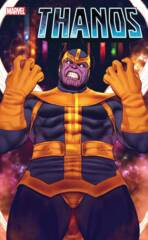 Thanos Quest: Marvel Tales #1 Cover A