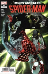 Miles Morales: Spider-Man #14 Cover A
