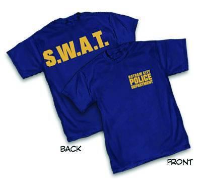Gotham City PD SWAT T-Shirt - L