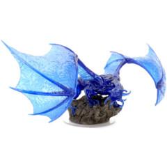 D&D Icons of the Realm Premium Figure: Sapphire Dragon