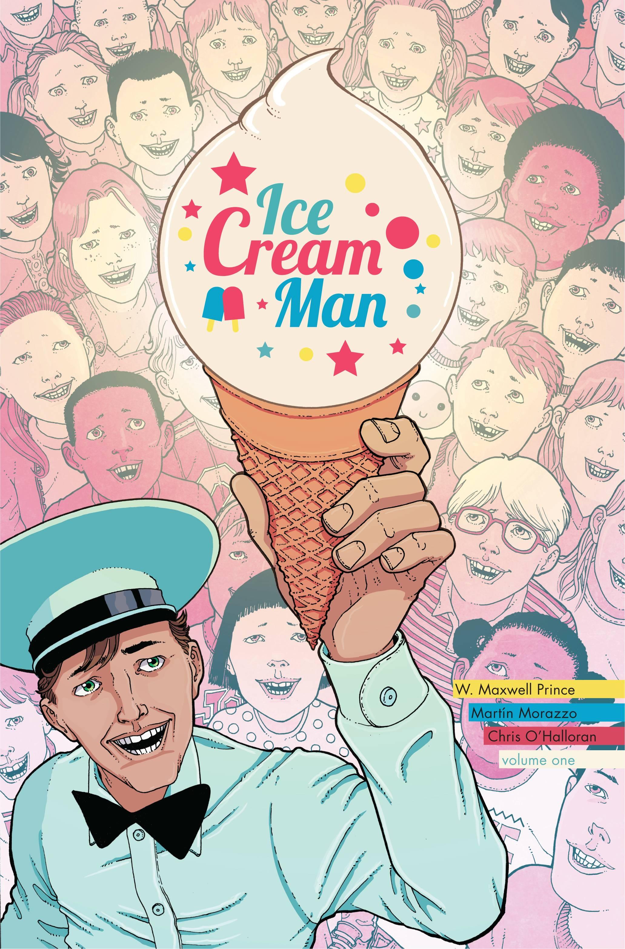 Ice Cream Man Vol 01 - Rainbow Sprinkles TP