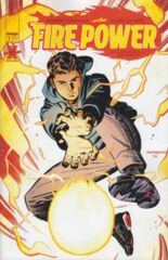 Fire Power #1 Cover A