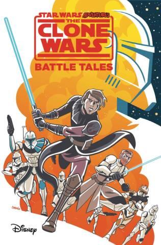 Star Wars Adventures: Clone Wars - Battle Tales TP