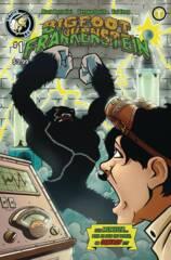 Bigfoot / Frankenstein #1 Cover A