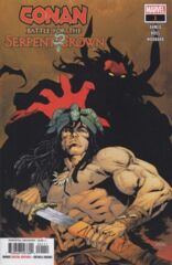 Conan: Battle for Serpent Crown #1 (of 5) Cover A